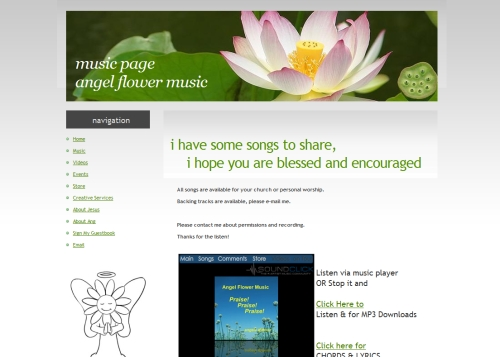 Angel Flower Music