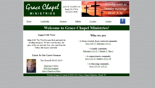 Grace Chapel Ministries