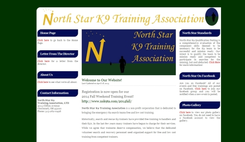 North Star K9 Training Associtation